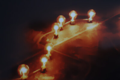 """1995, """"El vacío"""" Centro Cultural y de Desarrollo Bibliotecario de Puente alto"""